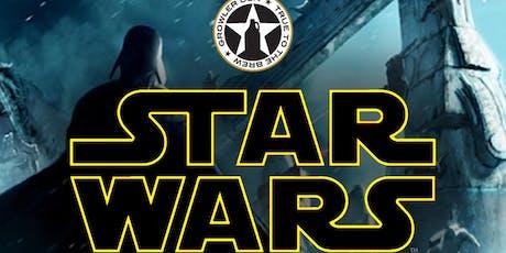 Star Wars  Trivia at Growler USA Gastonia tickets