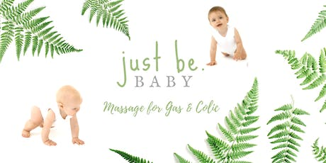 Infant Massage for Gas & Colic Relief tickets