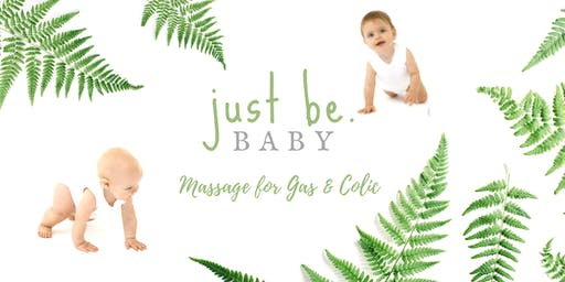 Infant Massage for Gas & Colic Relief