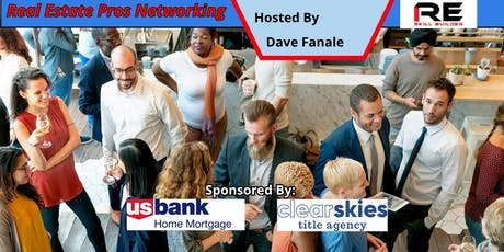 Real Estate Pros Networking Meetup tickets