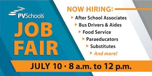 PVSchools Job Fair