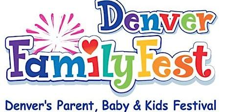 DENVER FAMILYFEST (Seniors 65+ & Active Military Admission) - 2/22/20, Denver's ONLY Indoor Family Festival-Nat'l Western Complex tickets