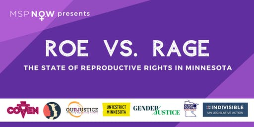 Roe vs. Rage: A Reproductive Rights Panel