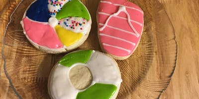 It's SUMMER! Cookie Decorating Party