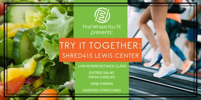 Try it Together: Shred415 Lewis Center