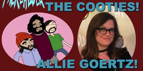 The Cooties and Allie Goertz, Live at Packchella! tickets