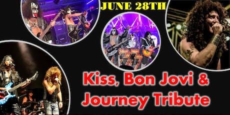 Destroyers & Jersey Boulevard CRESTON B.C tickets