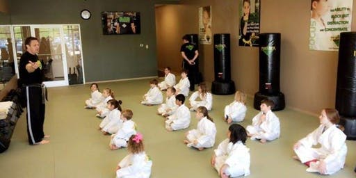 PMA - Children's Beginner's Martial Arts Workshop
