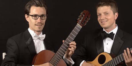 Music Matters: Duo Orfeo Classical and Electric Guitars tickets