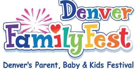 DENVER FAMILYFEST (Adult Admission) - 2/22/20, Denver's ONLY Indoor Family Festival-Nat'l Western Complex tickets