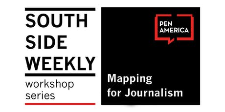 The Ins and Outs of Mapping for Journalism tickets