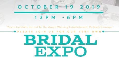Pa-Nash Eurosoul's Bridal Expo & Wedding Giveaway tickets