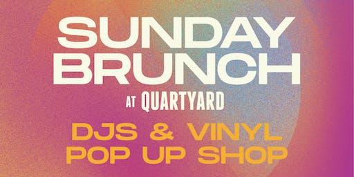 Sunday Brunch at Quartyard