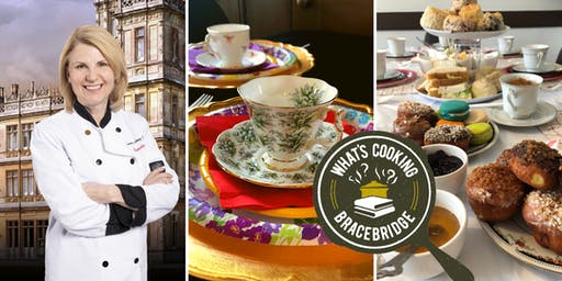 Afternoon Tea 'Downton Abbey' Style