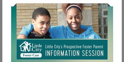 Little City's Prospective Foster Parent Information Session