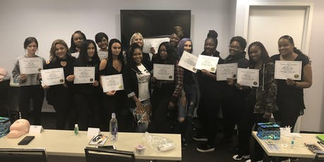 Lash, Microblading, & Body Training Class tickets