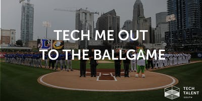 Tech Me Out to the Ballgame - Charlotte