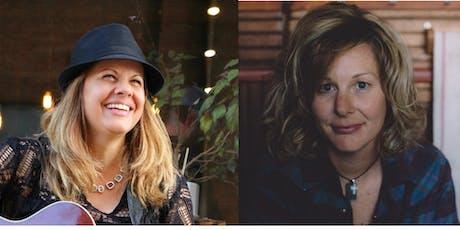 Joy Zimmerman and Hope Dunbar in the Gospel Lounge tickets