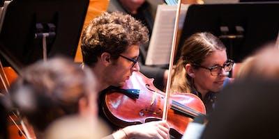 Mansfield Symphony Orchestra & Chorus: Holiday Pops