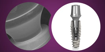 Morse taper connection dental implants - advantage, restorative workflow