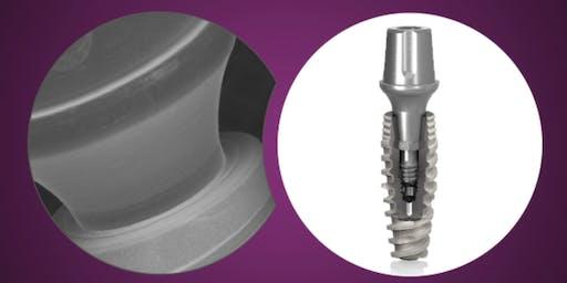 Morse taper connection dental implants - advantage, restorative workflow