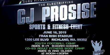 Sports & Fitness Event tickets