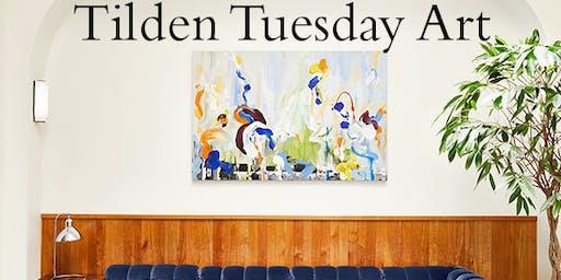 Tilden Tuesday Art Event