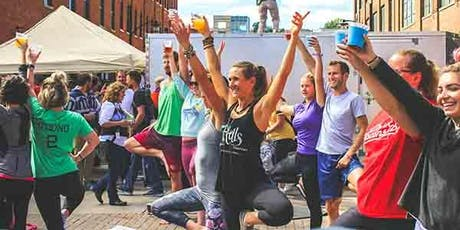 BEER YOGA tickets