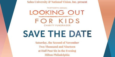 Looking Out For Kids Charity Fundraiser tickets