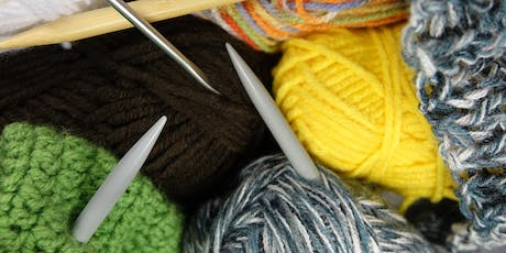 Intro To Knitting For Kids tickets