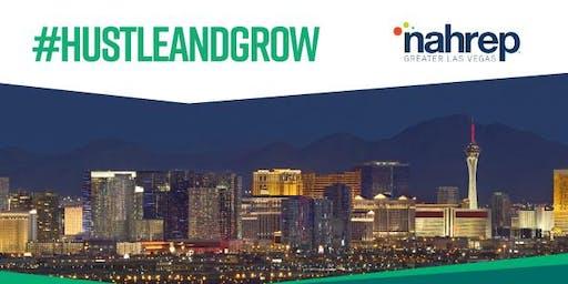 NAHREP Greater Las Vegas: #HUSTLEANDGROW