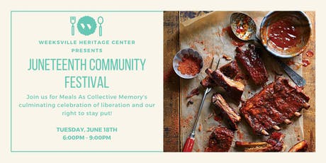 Juneteenth Community Festival tickets