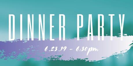 The Ark Church - DINNER PARTY tickets