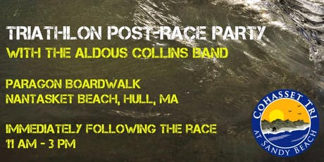 Cohasset Tri Post-Race Party tickets