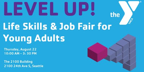 Level Up 2019! Life Skills for Crushing Adulthood tickets