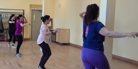 Introductory Women's Bollywood Dance Fitness Pass - High Park Location tickets