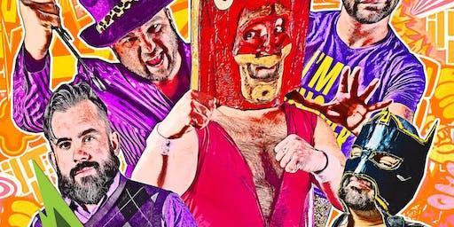Hoodslam - Jet Grind Wrestling Future