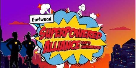 Earlwood Baptist Church Kids Holiday Camp tickets