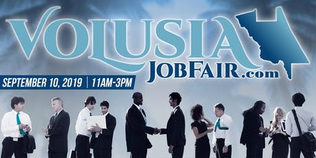 Volusia Job Fair 2019 tickets