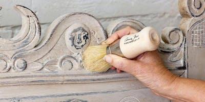 Annie Sloan Paint Your Own Piece Workshop- Memphis