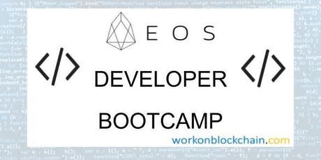 FREE 1-day EOS Blockchain Developer Workshop tickets