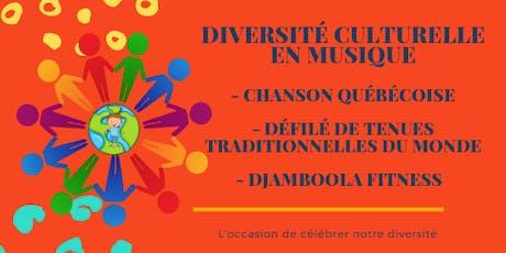 Journée  Du Multiculturalisme (Magog) billets