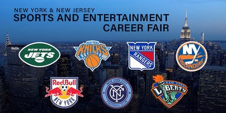 NY & NJ Sports & Entertainment Career Fair hosted by the New York Jets tickets