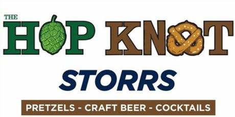 Copy of Poses and Pints @ The Hop Knot Storrs tickets