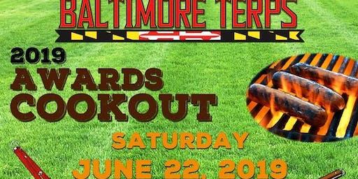 Baltimore Terps 2019 Awards Cookout