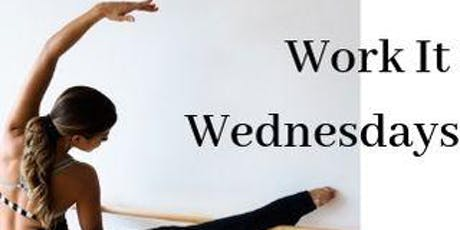 Work It Wednesdays: September 25th tickets