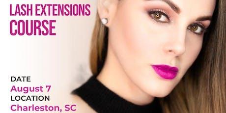 Lash Extensions Class - Charleston, SC tickets