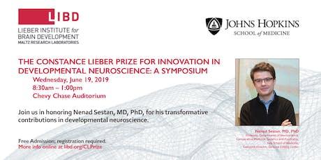 Constance Lieber Prize Symposium  tickets