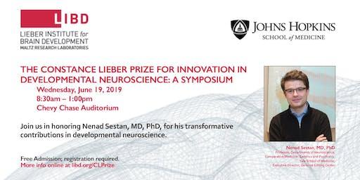 Constance Lieber Prize Symposium