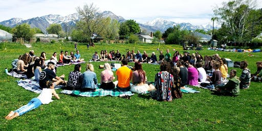 Summer Solstice Garden Festival and Fundraiser w/ Mountain Tribe